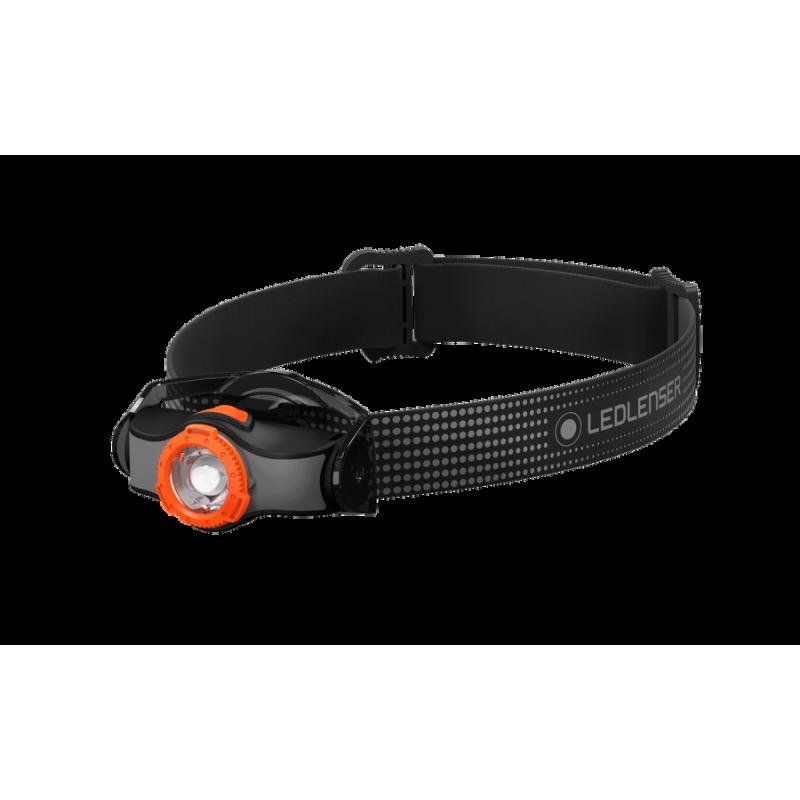 LED LENSER- Anneau de protection et filtres